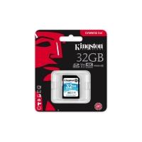 KINGSTON TECHNOLOGY CANVAS GO! 32GB SDHC UHS-I KLASSE 10