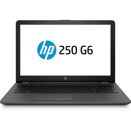 HP 250 G6 15.6 F-HD / I3-7020U / 8GB / 128GB+1TB / W10