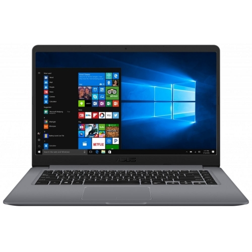 ASUS VIVO 15.6 F-HD / I7-8550U / 256GB / 8GB / W10