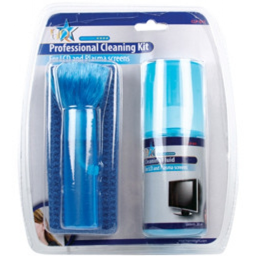 HQ cleaning set lcd